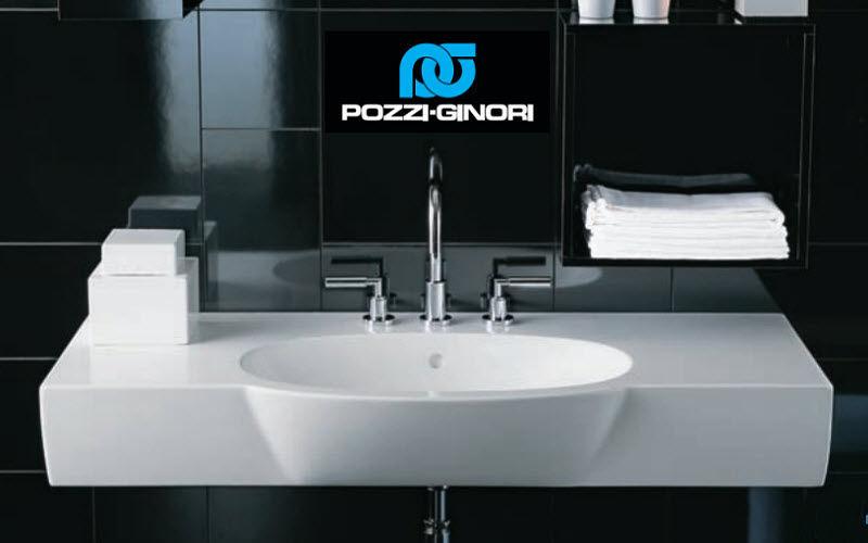 POZZI-GINORI waschtischplatte Waschbecken Bad Sanitär  |