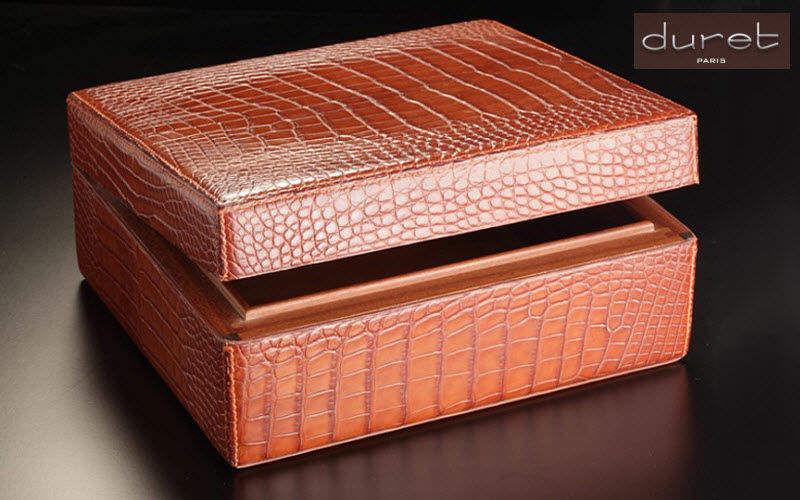 DURET Zigarrenkassetten Tabakwaren Dekorative Gegenstände  |