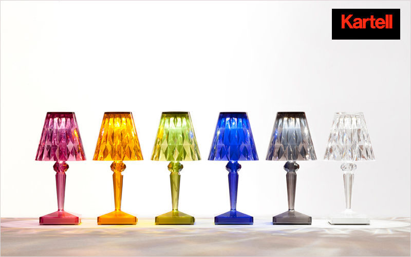 Kartell Tischlampen Lampen & Leuchten Innenbeleuchtung  |