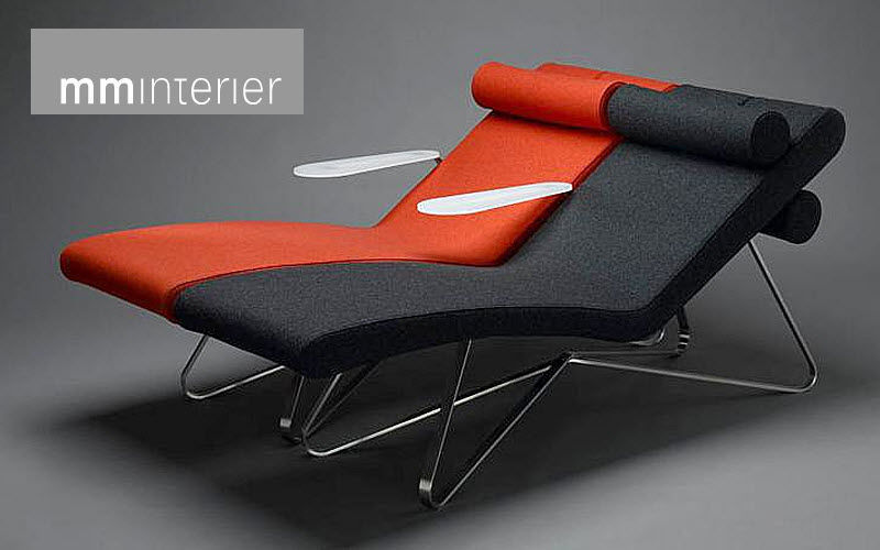 mminterier Chaiselongue Chaiselongues Sitze & Sofas  |