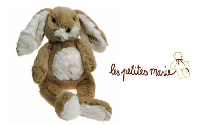 Les Petites Marie Stofftier Plüschtiere Spiele & Spielzeuge  |