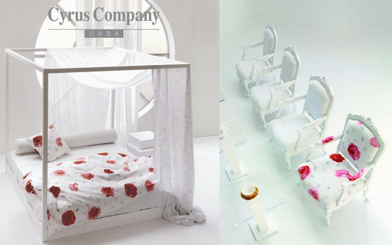 CYRUS COMPANY Doppel-Himmelbett Doppelbett Betten  |