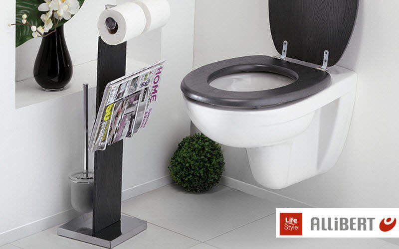 Allibert WC Serviteur WC & Sanitär Bad Sanitär  |