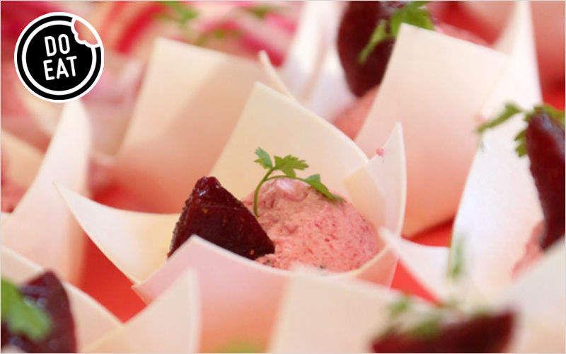 DO EAT Essbare jar Becher und kleine Becher Geschirr  |