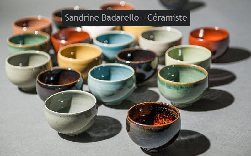 BADARELLO SANDRINE Müslischüssel Schalen Geschirr  |