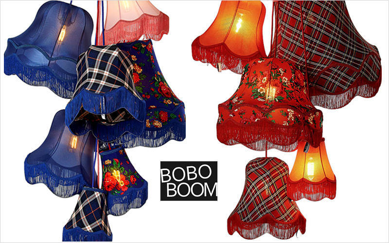 BOBOBOOM Lampenschirm Lampenschirmen Innenbeleuchtung  |