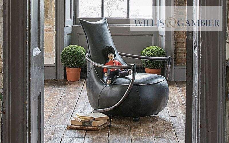 Willis & Gambier Niederer Sessel Sessel Sitze & Sofas   