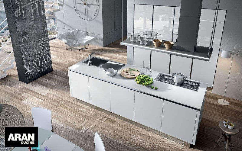 ARAN CUCINE Kochinsel Küchenmöbel Küchenausstattung  |