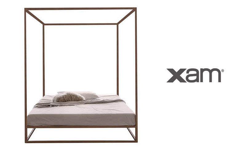 Xam Doppel-Himmelbett Doppelbett Betten  |