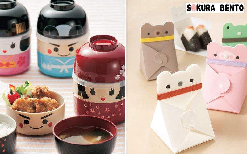 SAKURA BENTO Bento Box Aufbewahrung (Dosen-Töpfe-Gläser) Küchenaccessoires  |