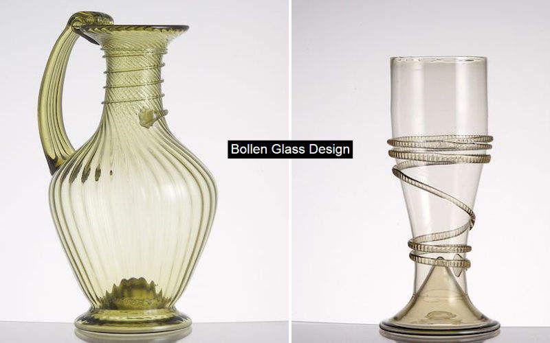 BOLLEN GLASS Krug Flaschen und Karaffen Glaswaren   