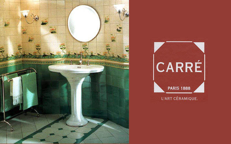 Carre Badezimmer Fliesen Wandfliesen Wände & Decken   