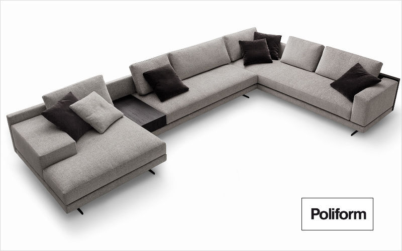 Poliform Ecksofa Sofas Sitze & Sofas  |