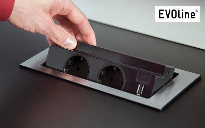 EVOLINE Steckdose Elektroinstallation Innenbeleuchtung  |