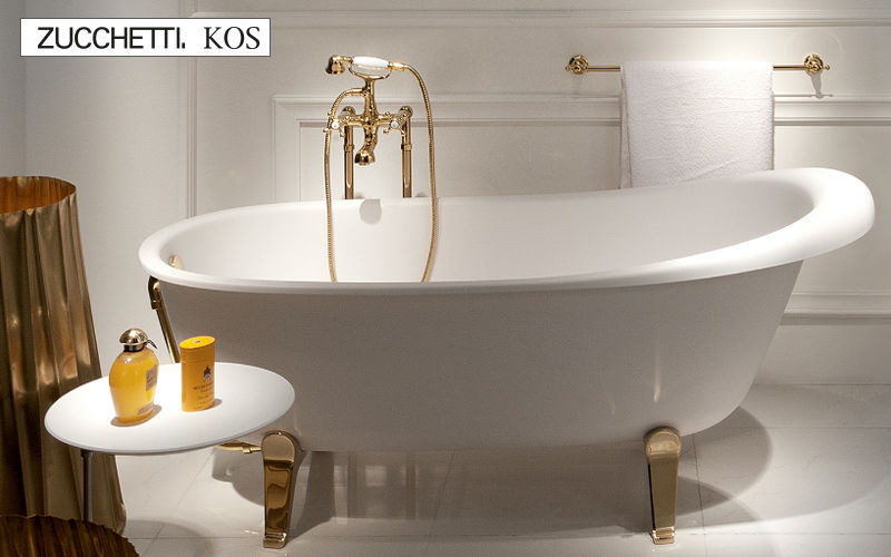 badewanne auf füßen - badewannen | decofinder, Hause ideen