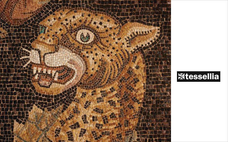 TESSELLIA Mosaik Intarsien und Mosaik Verzierung  |