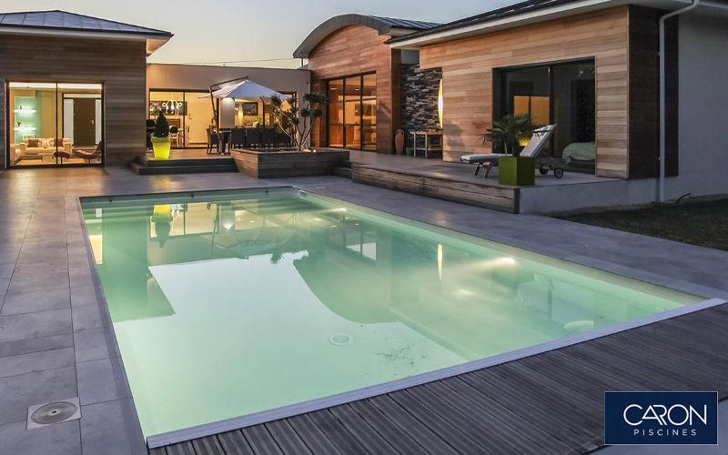 CARON PISCINES Traditioneller Swimmingpool Schwimmbecken Schwimmbad & Spa  |