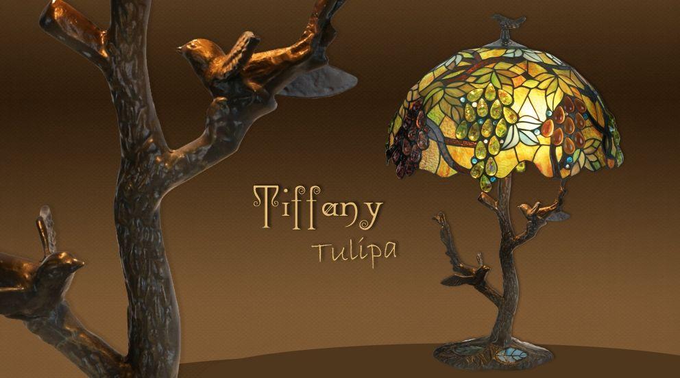 LAMPES TIFFANY     |
