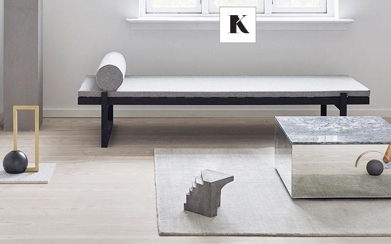 KRISTINA DAM STUDIO Couchtisch quadratisch Couchtische Tisch  |