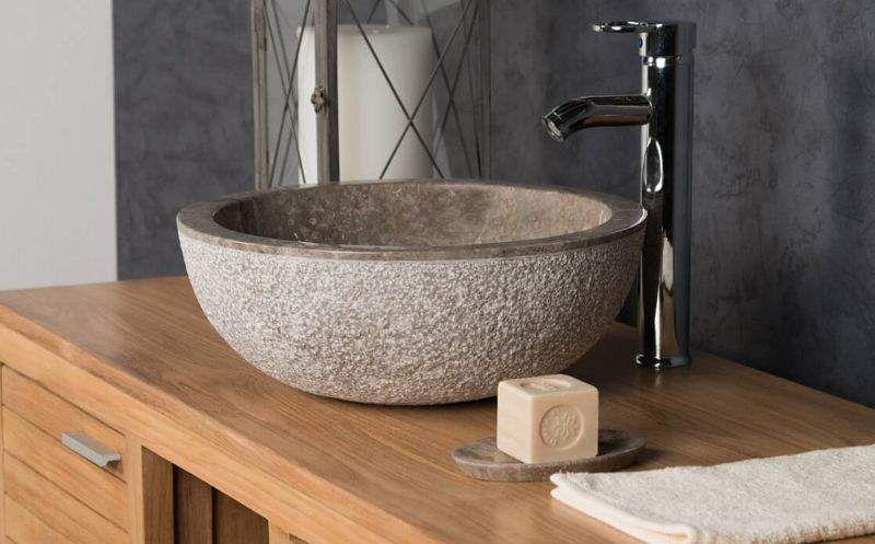 WANDA COLLECTION Waschbecken freistehend Waschbecken Bad Sanitär  |