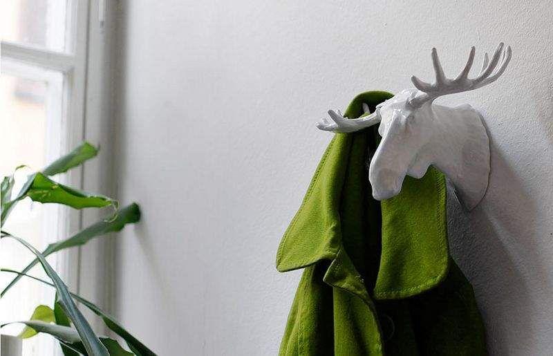 Bosign Wandhaken Möbel & Accessoires für den Eingangsbereich Regale & Schränke  |