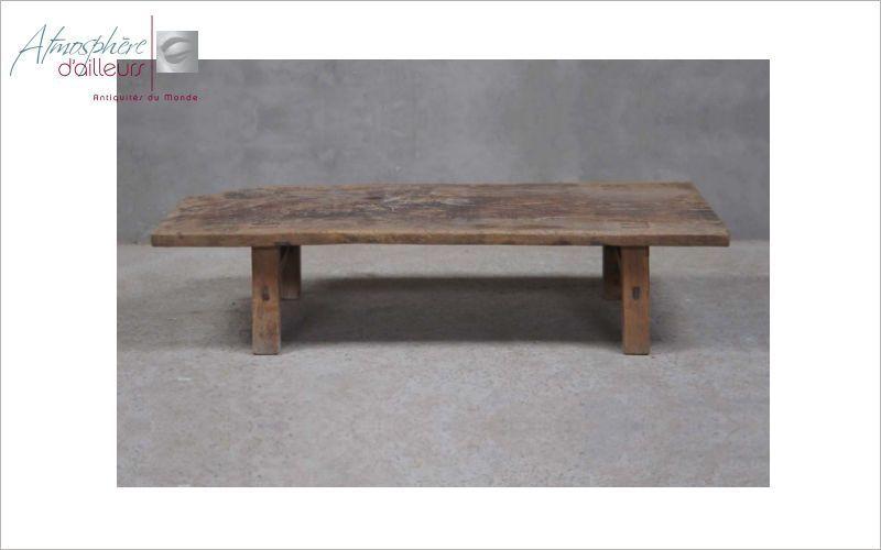 Atmosphere D'ailleurs Rechteckiger Couchtisch Couchtische Tisch  |