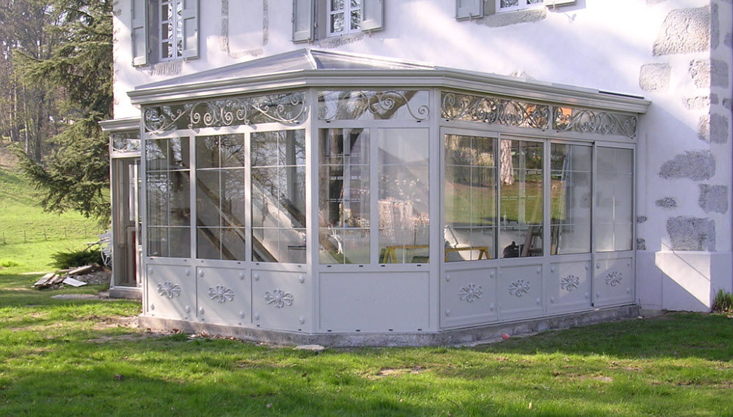 Spoto Veranda Veranda Veranda Gartenhäuser, Gartentore...  |