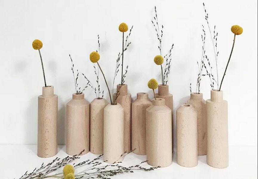 AN°SO Stielvase Vasen Blumen & Düfte  |