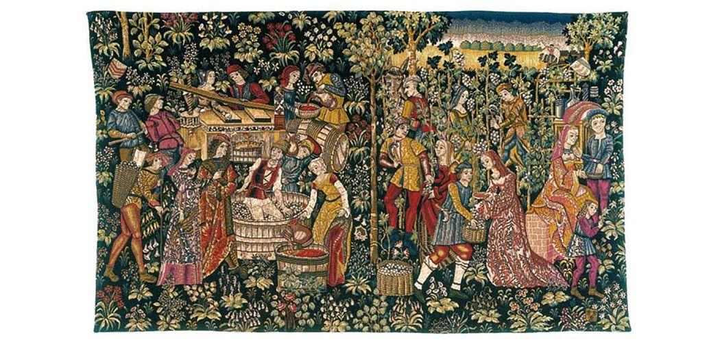Gobelins tapis Stiltapete Wandteppiche Teppiche  |