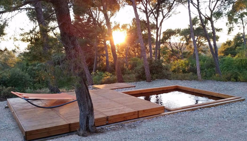 BIOPOOLTECH Garten-Pool | Design Modern