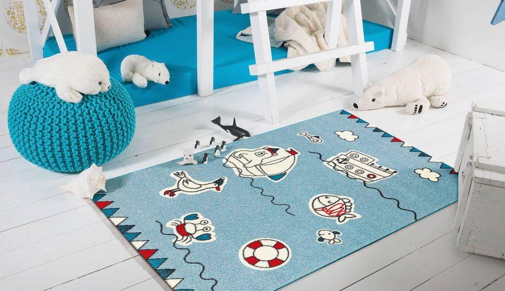 Arte Espina Kinderteppich Dekoration für Kinder Kinderecke  |