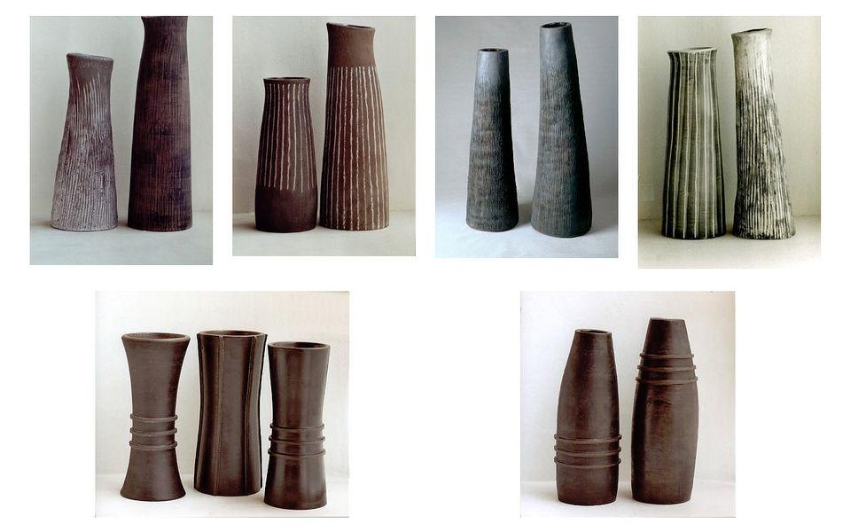 AGNES NIVOT Ziervase Dekorative Vase Dekorative Gegenstände   