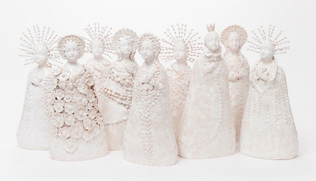 AUZOLLE FABIENNE Kleine Statue Verschiedene Ziergegenstände Dekorative Gegenstände  |