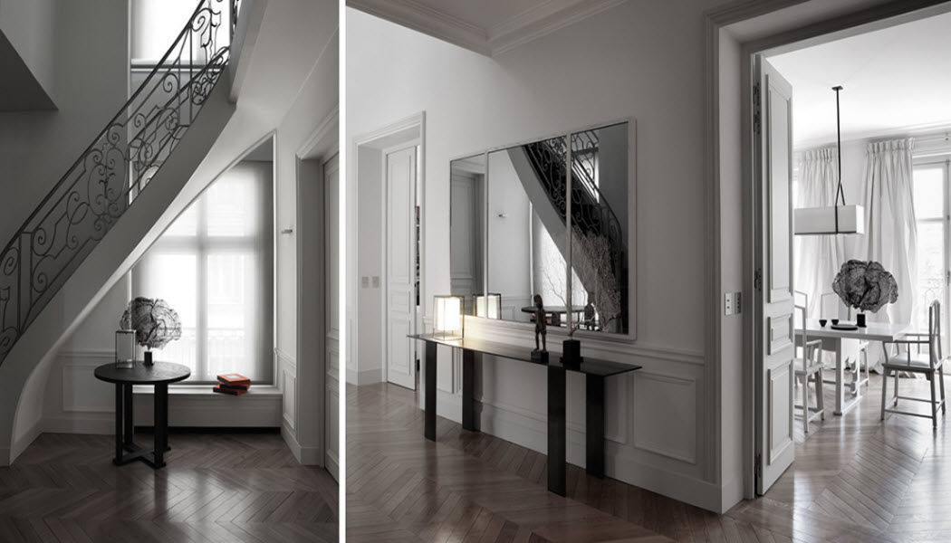 Guillaume Alan Innenarchitektenprojekt Innenarchitektenprojekte Häuser Eingang | Design Modern