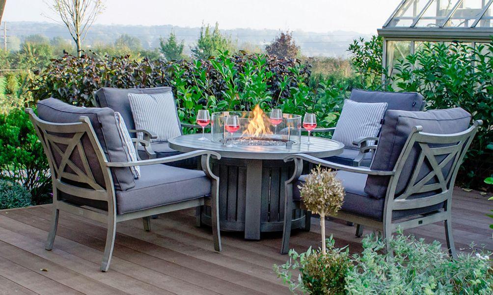 Nova Garden Furniture Garten Esszimmer Gartentische Gartenmöbel  |