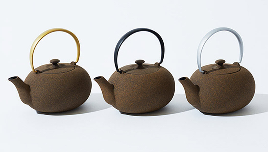 KEN OKUYAMA DESIGN Teekanne Kaffee- und Teekannen Geschirr  |