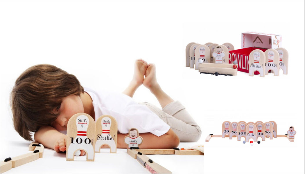 LES JOUETS LIBRES Holzspiel Spiele Spielsachen Spiele & Spielzeuge  |