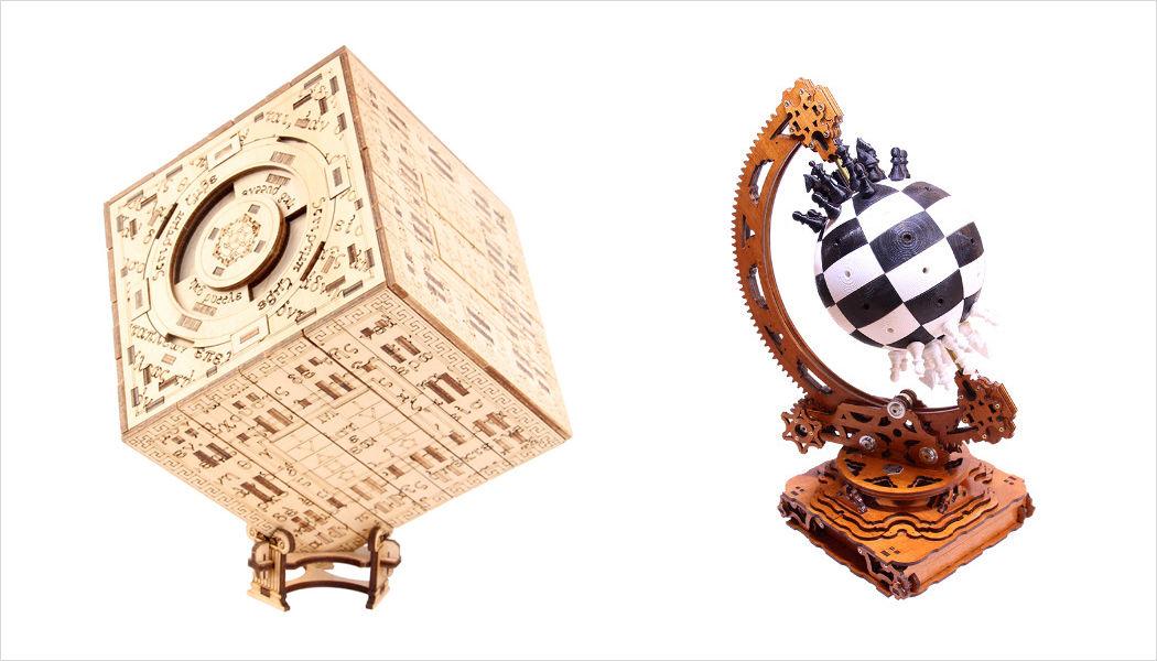 NKD PUZZLE Aufbau Spiel Geschicklichkeits- und Logikspiel Spiele & Spielzeuge  |