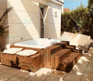 SPA ALINA - manille - Spa Pool