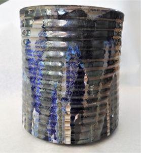 Ceramiche Bucci - tubes mini - Blumentopf