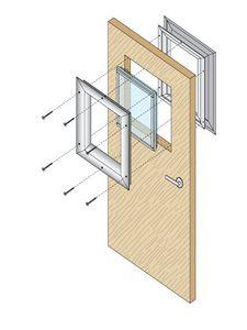 Fenster-Tür
