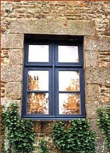 1-Flügel-Fenster