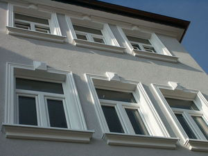Fassadendekor