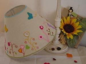 Isa Kit Création Lampenschirm zum aufbauen