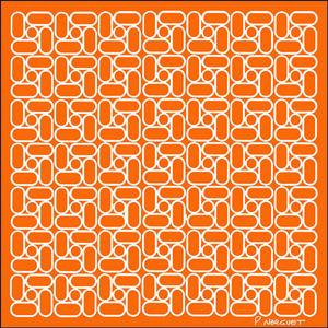 Designercarpets - claudine - Moderner Teppich