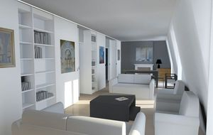 CIEL ARCHITECTES -  - Innenarchitektenprojekt