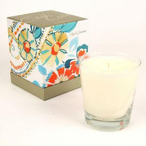 Seda France Candles - apple jasmine candle - Duftkerze