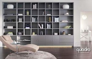 Quadro -  - Bibliothek