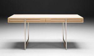 Naver - bridge chêne - Schreibtisch