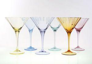 Moser - optic - Champagnerglas